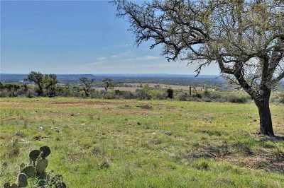 Marble Falls Farm & Ranch Pending-Taking Backups: Cr 120a