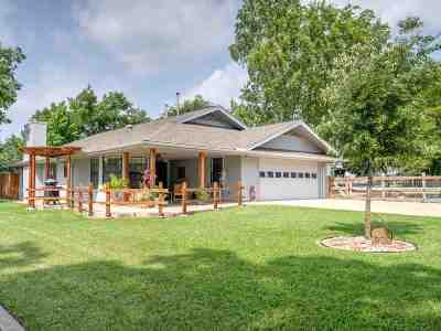 Marble Falls TX Single Family Home For Sale: $339,000