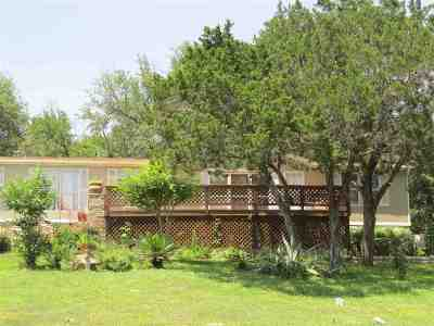 Spicewood Manufactured Home For Sale: 3660 Cr 410