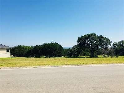 Horseshoe Bay W Residential Lots & Land For Sale: Lot W12066-B Broken Hills