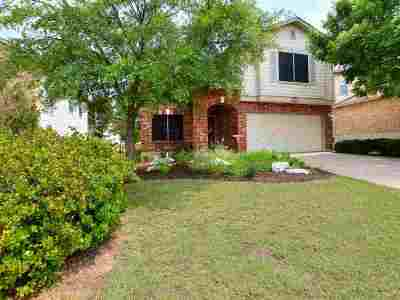 Marble Falls Single Family Home Pending-Taking Backups: 109 E Wildflower