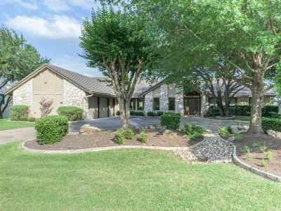 Bell County, Bosque County, Burnet County, Calhoun County, Coryell County, Lampasas County, Limestone County, Llano County, McLennan County, Milam County, Mills County, San Saba County, Williamson County, Hamilton County Single Family Home For Sale: 211 Lighthouse