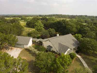 Marble Falls Single Family Home For Sale: 620 Avenida Serena