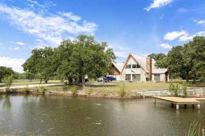 Marble Falls Single Family Home Pending-Taking Backups: 617 Cr 123a