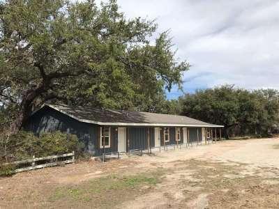 Burnet Multi Family Home For Sale: 17809 Hwy 29
