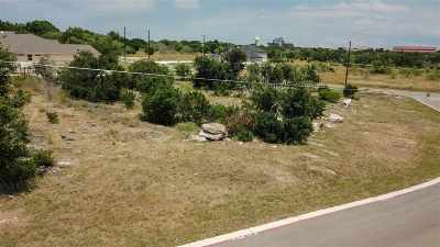 Marble Falls Residential Lots & Land For Sale: 100 Trophy Oak