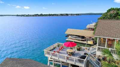 Granite Shoals Single Family Home For Sale: 128 Web Isle