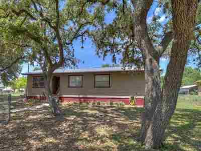 Granite Shoals Single Family Home Pending-Taking Backups: 107 Cedarhill