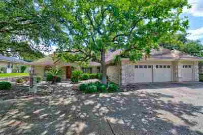 Horseshoe Bay Single Family Home For Sale: 312 Sombrero