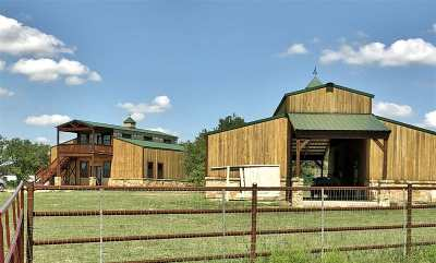 Lampasas Farm & Ranch For Sale: 8142 Fm 1690