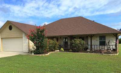 Burnet Single Family Home For Sale: 2000 Cr 116 B
