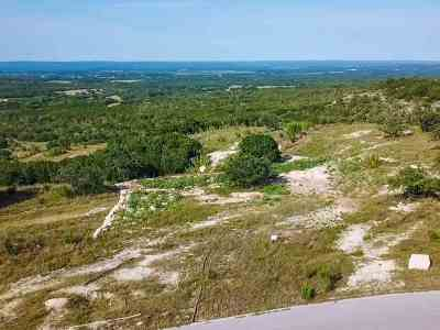 Marble Falls Residential Lots & Land For Sale: 284 Cedar Mtn Dr. Lot 110