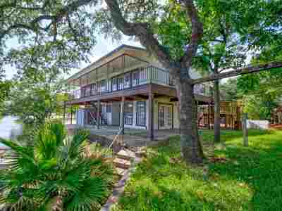 Burnet County Single Family Home For Sale: 1517 Cr 132a