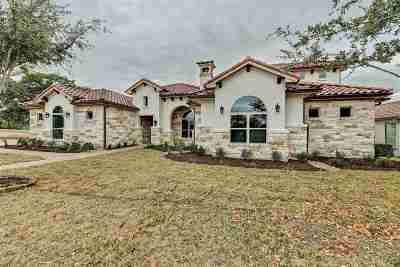 Horseshoe Bay TX Single Family Home For Sale: $1,890,000