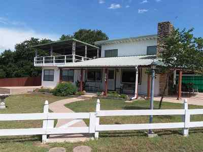 Granite Shoals Single Family Home For Sale: 306 S Timberhill