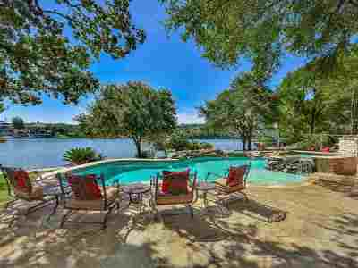 Bell County, Bosque County, Burnet County, Calhoun County, Coryell County, Lampasas County, Limestone County, Llano County, McLennan County, Milam County, Mills County, San Saba County, Williamson County, Hamilton County Single Family Home For Sale: 814 Sunrise Lane