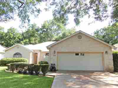 Marble Falls Single Family Home For Sale: 347 San Saba