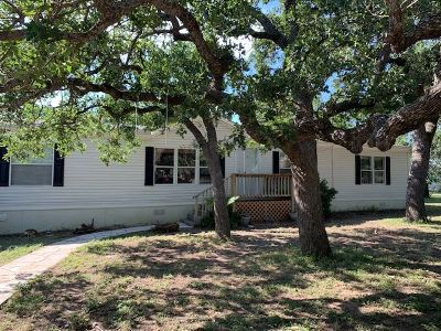 Marble Falls Manufactured Home For Sale: 662 Woodland Acres