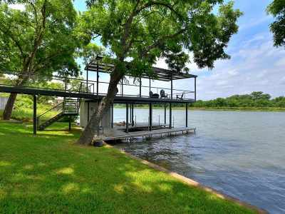 Burnet County Single Family Home For Sale: 400 County Road 119a