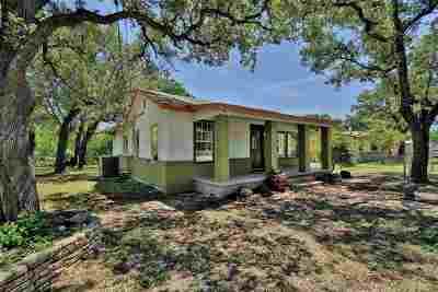 Bertram Single Family Home Pending-Taking Backups: 365 Mesquite