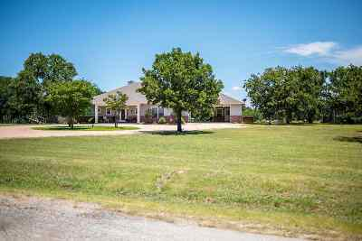 Marble Falls Single Family Home For Sale: 400 Granite Blvd