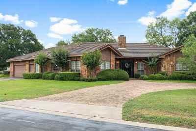 Horseshoe Bay Single Family Home For Sale: 411 Sombrero