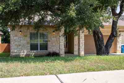 Marble Falls Single Family Home For Sale: 95 Primrose Ln