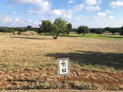 Horseshoe Bay Residential Lots & Land For Sale: 62-A Encantada