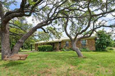 Burnet Single Family Home Pending-Taking Backups: 1649 Cr 340