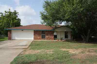 Marble Falls TX Single Family Home For Sale: $207,000