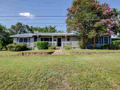 Marble Falls Single Family Home For Sale: 407 Fourth Street