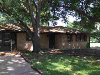 Marble Falls Single Family Home For Sale: 1003 Lakeshore