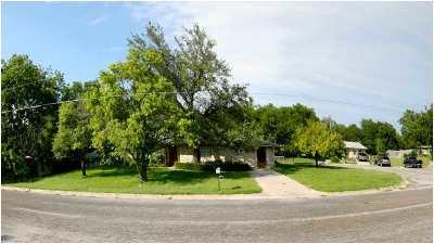 Lampasas County Single Family Home Pending-Taking Backups: 11 Hillcrest St.