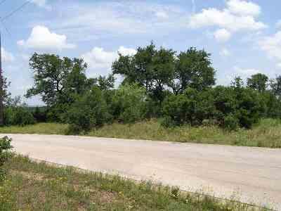 Burnet County Farm & Ranch For Sale: Lot 12 Backbone Creek