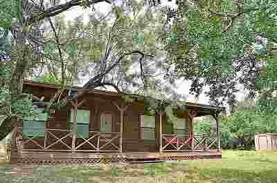 Granite Shoals Single Family Home For Sale: 130 Oakwood