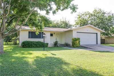 Burnet Single Family Home For Sale: 501 Shady Oak St