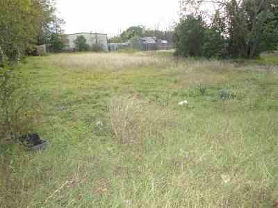 Burnet Residential Lots & Land For Sale: 703 E Live Oak