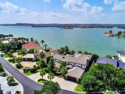 Horseshoe Bay Single Family Home For Sale: 303 Lighthouse Drive