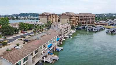 Horseshoe Bay Condo/Townhouse Pending-Taking Backups: 1104 The Cape #4