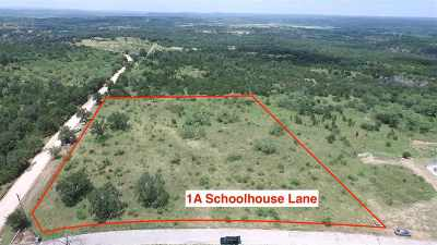 SpiceWood Residential Lots & Land For Sale: 1a Schoolhouse