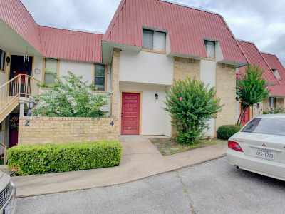 Burnet County Condo/Townhouse Pending-Taking Backups: 1201 Fm 1431 #4