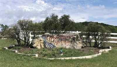 Bertram Residential Lots & Land For Sale: 112 Grey Fox