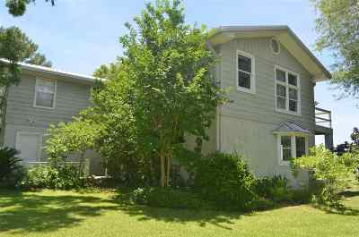 Buchanan Dam Single Family Home For Sale: 409 Island Lodges Drive