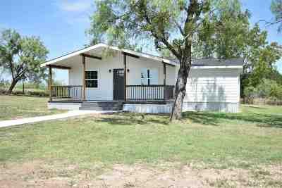 Lampasas County Single Family Home Pending-Taking Backups: 2162 County Road 2234