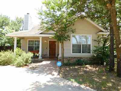 Burnet County Single Family Home For Sale: 115 Castleberry