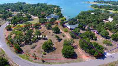 Burnet Residential Lots & Land For Sale: S Chaparral