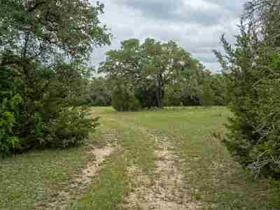 Burnet County Farm & Ranch Pending-Taking Backups: Tract 4 County Road 323