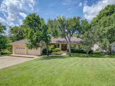 Marble Falls Single Family Home For Sale: 420 Los Escondidos (Aka Cr 415)