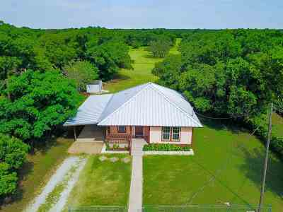 Burnet County Single Family Home For Sale: 540 N West