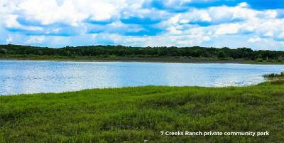Bell County, Burnet County, Coryell County, Lampasas County, Mills County, Williamson County, San Saba County, Llano County Residential Lots & Land For Sale: Tract 148 Horned Frog